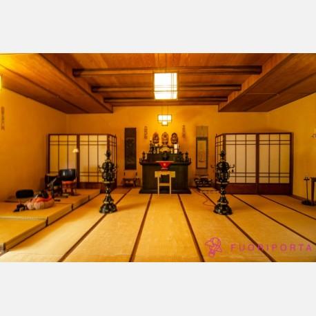 Massaggio Shatsu Monastero Zen