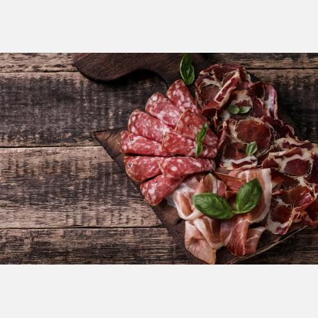 TAGLIERE MISTO ITALIA+MONDO